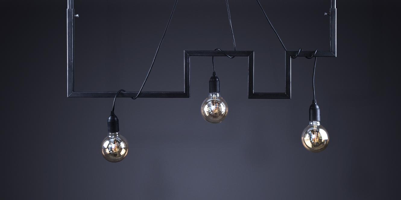 Abstracte Designer Lamp